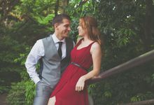Michael & Megan by Nizar Wogan Photography