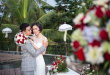 Weichieh Chiu & Pingchun Tsai by Bali For Two