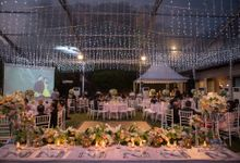 engagement for Arief & Selvi by Sweetbella Florist & Decoration