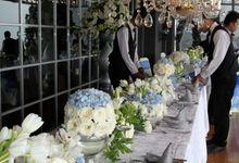 Breathtaking Wedding by GH Universal Hotel