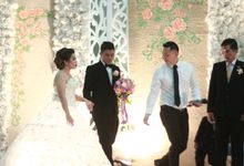 The Wedding og Rexy & Christianty by Elbert Yozar