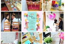 Bridal Shower and Bachelor Party - Cinthia & Otto by Papier Etcetera