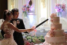 Ronald & Rovi by PRIVATE WEDDING ORGANIZER