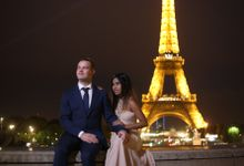 Post Wedding in Paris D&N by Bali For Two