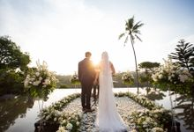 Rachel & Mitt Wedding by Bali For Two