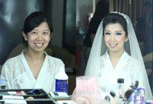 #Makeupstory of Fenny Chandra by Linda Make Up Studio