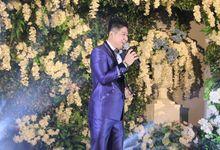 Wedding of Robert and Shylvana by Hansen Zhang
