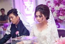 Hanis & Lia Wedding by Levina Katherine Couture