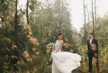 Kevin and Curie Prewedding by La Boutique