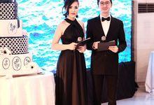 Chinoiserie Wedding of Alfred & Sarah by Jennifer Natasha - Jepher