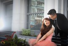 Billy & Revina Prewedding session by PhiPhotography
