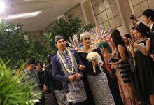 Kinenta & Viena Wedding by Fairmont Jakarta