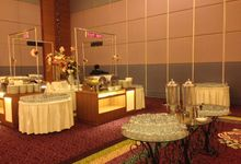dekorasi catering by Sandjaja Catering
