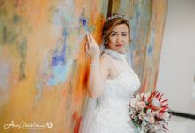 Rika & Jaylord Wedding by Make Up Artistry by Jac Sindayen