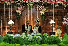 Dyka & Anung - Traditional Jawa by Charissa Event & Wedding Decoration