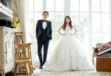 Hendra & Stephanie by JJ Bride