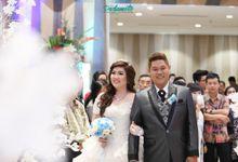 The Wedding of Ivan & Lidya by Padamoto