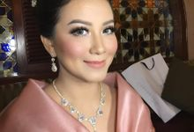 Bride makeup azizah lia bilid by YessyMakeupHair