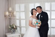 Prewed Trifena and Anthony by Luminous Bridal Boutique