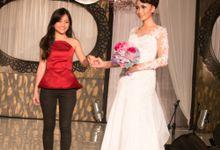 La Novia Wedding Exhibition 2015 by Jolie Flowers