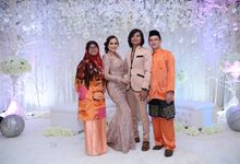 Jue Aziz & Bayu Daniel Reception by Whitepix Studio