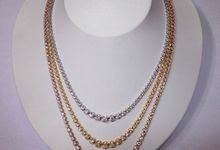 Diamond Necklace by Kapasan Gold