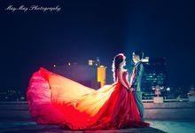 Michael & Grace Wedding Day by MAY MAY BRIDAL PHOTO