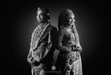 Kinan & Falah Wedding Day by Faust Photography