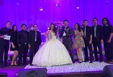 Wedding Reception - Wiliam & Yelly by MC Budi Nugroho