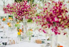 Colorful Theme by WiB flowers