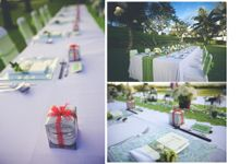 Cynthia & Patrick by Lumbung Catering