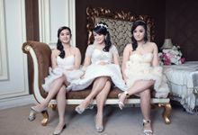 Charles & Icha the wedding by Elreas photographie