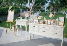 Romantice & Elegant by d'Oasis Florist & Decoration