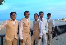April 2015 gig by Djampiro Band Bali