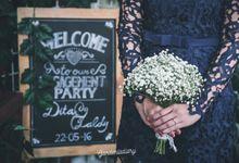 Rizaldi & Dita Engagement by gardeniadiary