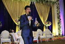 Mc wedding Whiz Prime kelapa gading - Anthony stevven by Anthony Stevven