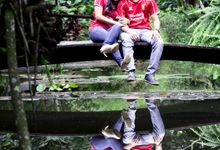 Prewedding Danang & Regina by AGS | Photoworks