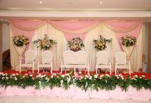 wedding decoration by Rubens Wedding Planner