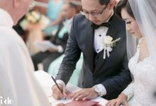 Heru & Vesti The Wedding by PRIDE Organizer