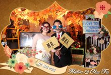 Wedding of Halim & Chi Fei by Woodenbox Photocorner