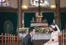 The Wedding of Adelwin & Erna by Dream Catchers