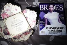 Press Release Her World Brides Magazine July - December 2015 by Papillon Card