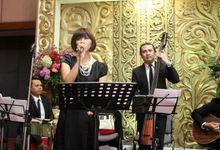 Novia & Fokmy Wedding Reception by Jova Musique