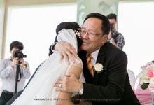 Wedding Blessing of Andreas & Reggievia by Amaranthine Photography