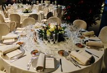 Christmas Gala Dinner by C&G Wedding and Event Designer