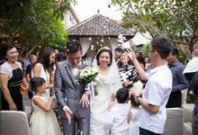Cintya Wedding by Hana Flower Story