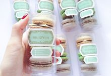 Macaron Hampers by Belle et Petite