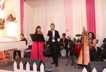Wedding Rudy & Celicia by Teddy Chen Music Entertainment