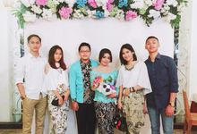 Ira & Gema Engagement by Papelace