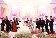 Wedding at swissbellin hotel by X-Seven Entertainment